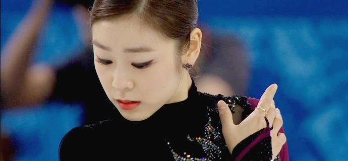 김연아의 은메달에 대한 전세계의 반응